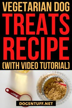 Here is An Easy Homemade Hypoallergenic Dog Treats Recipe - Vegetarian Dog Treat for your allergic dog!  #HomemadeHypoallergenicDogTreats #HomeMadeDogTreats #vegetariandogrecipes #dogrecipes Vegetarian Dog Treats Recipe, Dog Treat Recipes, Diy Dog Treats, Homemade Dog Treats, Hypoallergenic Dog Treats, Dog Biscuits, Dog Hacks, Quick Easy Meals, Dog Quotes