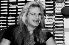 David Lee Roth, Eddie Van Halen, 80s Rock, Illinois, American, Diamond, Music, Image, Group