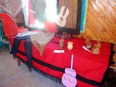 Exposición Día de la tradición Table, Folklore, Jin, Furniture, Home Decor, Gardens, School, Printable Banner Letters, Traditional Decor