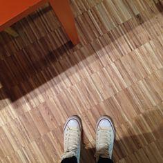Prøysenhuset - gulv