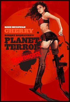 Cherry Darling Planet Terror