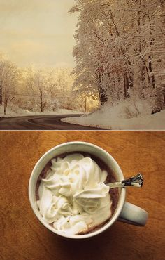 Hot chocolate :)