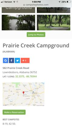 Camping Spots, Campsite, Camping