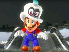 Nintendo at E3 2017: Metroid Pokemon and Mario in the big city