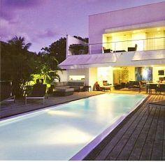 Casa luxuosa em Ponta Negra. Passe suas férias com luxo e conforto!