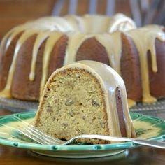 Paula Dean's Brown Butter Pecan Cake