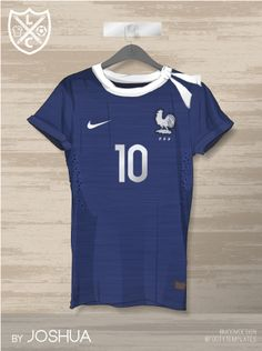 France Women Fantasy Home Kit by @moomdesign