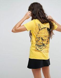 Hanger Logo T-Shirt - Yellow