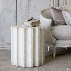 Eloquence® Column Side Table