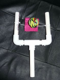 Pvc slingshot and waterball