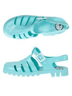 92489451611 Juju Maxi Jelly Sandals.  AmericanApparel  JellyShoesJuju Clogs Shoes