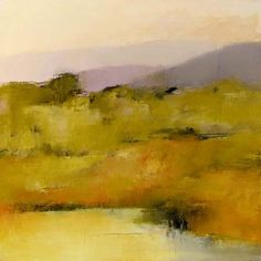 Irma Cerese - Contemporary Artist - Abstract Art & Landscape - Poultney #3
