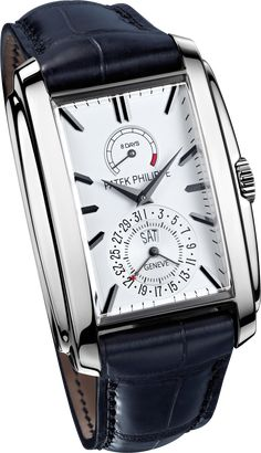 "The Patek Philippe Gondolo ""8 Days, Day & Date Indication"""