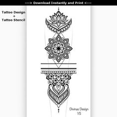 What to Expect When You Get Your Tattoo - Hot Tattoo Designs Mandala Tattoo Design, Mandala Tattoo Lotus, Henna Tattoo Arm, Henna Tattoo Designs Arm, Mandala Wrist Tattoo, Cuff Tattoo, Tattoo Arm Frau, Tattoos Mandala, Tattoo Designs For Women
