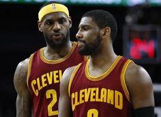 Tirando Pegao: La relación entre LeBron James y Kyrie Irving está rota