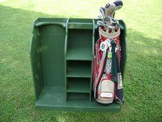 Golf Rack. Iu0027m Pretty Sure Itu0027s Not Big Enough · Garage OrganizationGarage  StorageFishing ...