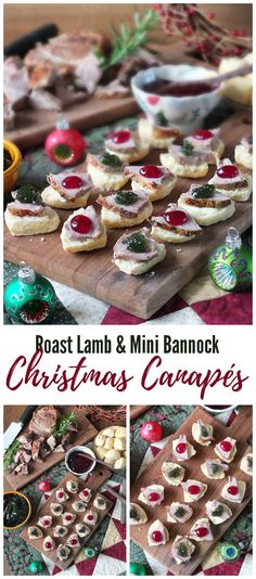 In collaboration with Tasty, Easy Lamb. #ad #lamb #canapes #christmas