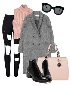 """Pastel dream"" by ppolinkaaa on Polyvore featuring moda, Diesel Black Gold, MICHAEL Michael Kors, CÉLINE, women's clothing, women, female, woman, misses i juniors"