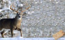 Legendary Mel Johnson Buck Wallpaper #ThisIsLegendary #CelebrateTheHunt
