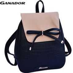 7ef291140db    Are you looking forGanador Hot Leather Backpack Famous Brands Backpacks  For Teenage Girls · Women s BackpacksVintage BackpacksSchool ...