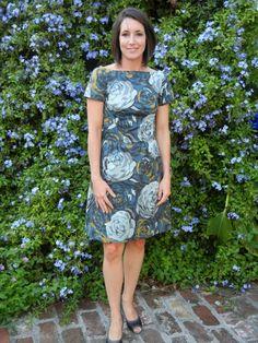 Colette Peony by SewCharleston | Project | Sewing / Dresses | Kollabora #diy #kollabora #sewing #dress