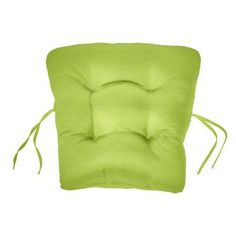 Cushion Source 18 x 20 in. Solid Sunbrella Chair Back Cushion Macaw - 9DXZS-5429