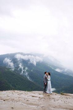 Wedding in Sochi, Russia