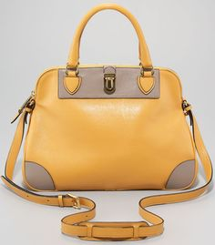 Marc Jacobs Manhattan Whitney Colorblock Bag