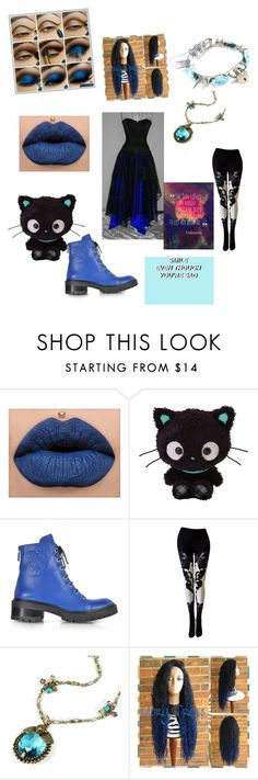 """""""Whisper Halloween dance"""" by iheartcamping ❤ liked on Polyvore featuring Kenzo, Versace and Sweet Romance"""