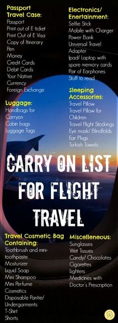 42 MOST USEFUL travel packing list for onboard luggage or hand luggage to make your flight travel comfortable even with long flights and lengthy transits. Cruise Packing Tips, Packing List For Travel, Budget Travel, Travel Tips, Bali Travel, Travel Abroad, Bali Baby, Carry On Essentials, Bucket List Before I Die