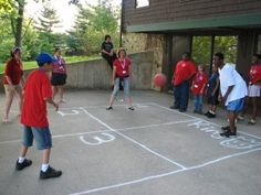 The Real Four Square