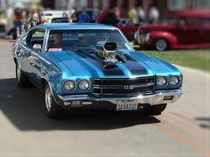 1970 Chevelle SS...NICE!... appreciated by Motorheads Performance www.musclecarssanantonio.com