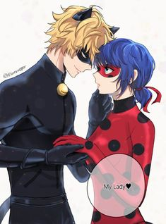 My lady, you are beautiful Ladybug Y Cat Noir, Meraculous Ladybug, Ladybug Comics, Sailor Moon Background, Adrien Y Marinette, Miraculous Ladybug Fan Art, Arte Disney, Couple Drawings, Lady Bug