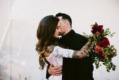 TANYA & RON: UNA BODA ROCKERA una-boda-rockera