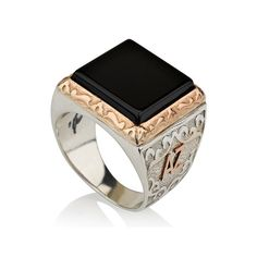 The Great Gatsby Leonardo Dicaprio Signet Ring By