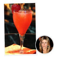 Jennifer Anniston's Pure Class Cocktail