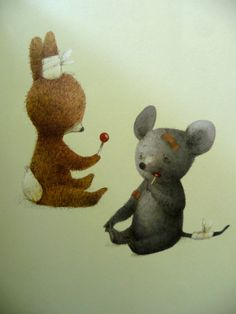 stickers and stuff: The Quiet Book - Renata Liwska