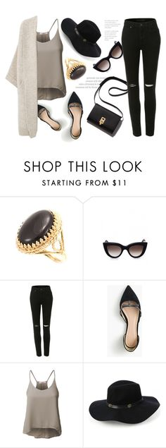 """""""LE3NO.com"""" by monmondefou ❤ liked on Polyvore featuring LE3NO, J.Crew, Violeta by Mango and le3no"""