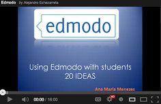 Educational Technology and Mobile Learning: A Handy Guide to Everything Teachers Need to Know about Edmodo