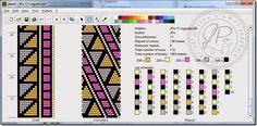 17 around bead crochet rope pattern Bead Crochet Patterns, Peyote Patterns, Loom Patterns, Beading Patterns, Crochet Beaded Necklace, Crochet Bracelet, Beaded Jewelry, Beaded Crochet, Spiral Crochet