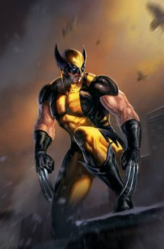 Wolverine - Visit to grab an amazing super hero shirt now on sale! Marvel Wolverine, Wolverine Cosplay, Logan Wolverine, Marvel Comics Art, Marvel Dc Comics, Marvel Heroes, Wolverine Images, Venom Comics, Batman Cosplay