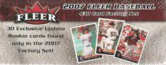 Packaging - 2007 Fleer Baseball | The Trading Card Database