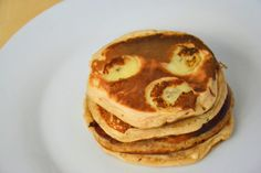 Banana and Yogurt Pancakes