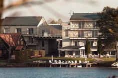 Hotel Galery69, On the shore of the lake