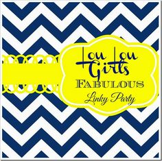 Hello Beautiful People! 2014 is almost over.......Come Us your Best Stuff! Lou Lou Girls Fabulous Party #linkyparty #bloghop