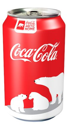 Coke's Arctic Program special limited edition (300 m)