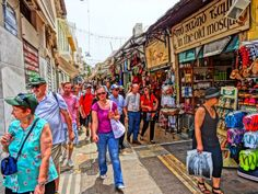 There is so much shopping to do in Athens. This article tells you where to go for the best vacation shopping.