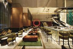 MO Bar at The Landmark Mandarin Oriental, Hong Kong by Mandarin Oriental Hotel Group