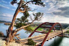 Pennybacker Bridge, Lake Austin, Austin, Texas