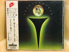 CD/Japan- PATRICK MORAZ The Story Of I w/OBI RARE EARLY 1990 VJCP-2544 - YES #ProgressiveArtRockJazzRockSymphonicRock